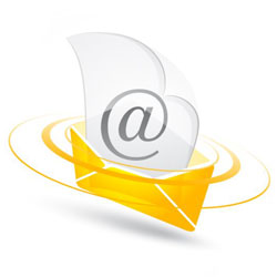 Yellow-email-iocn-vector